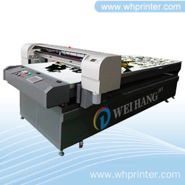 8 Color Digital Flatbed Photo Printing Machine